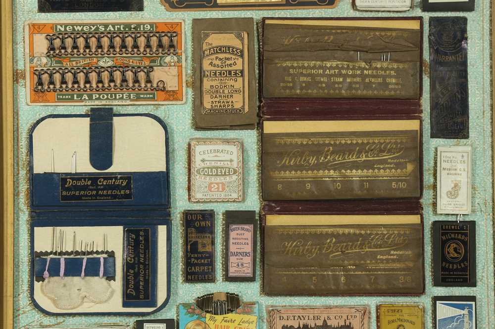 HABERDASHERY: A COLLECTION OF NEEDLES AND PINS, 20TH CENTURY - Image 4 of 5