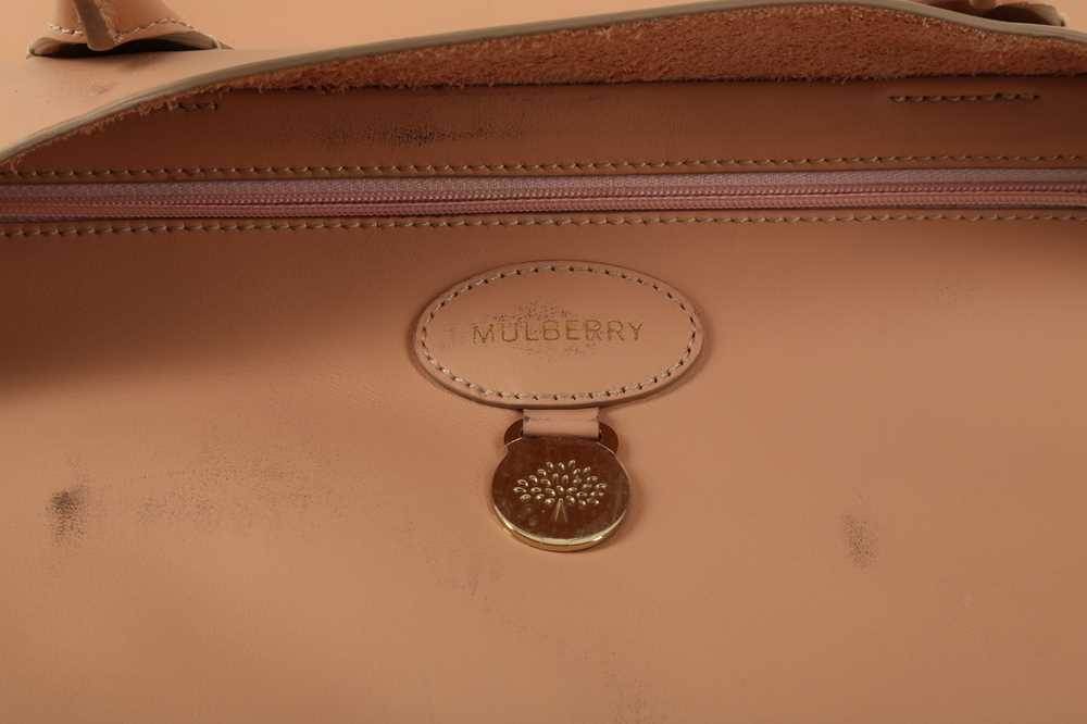 MULBERRY PINK BLOSSOM TOTE BAG - Image 5 of 5