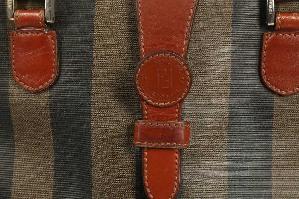 Fendi Vintage Pequin Stripe Bucket Bag - Image 3 of 5