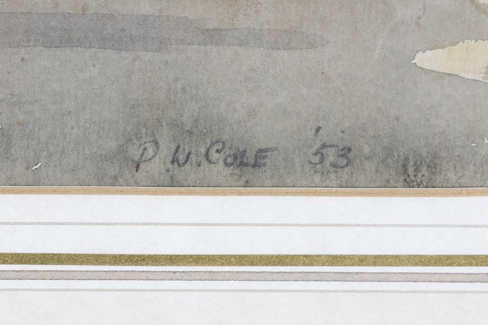 PHILIP WILLIAM COLE (BRITISH 1884-1964) - Image 2 of 5
