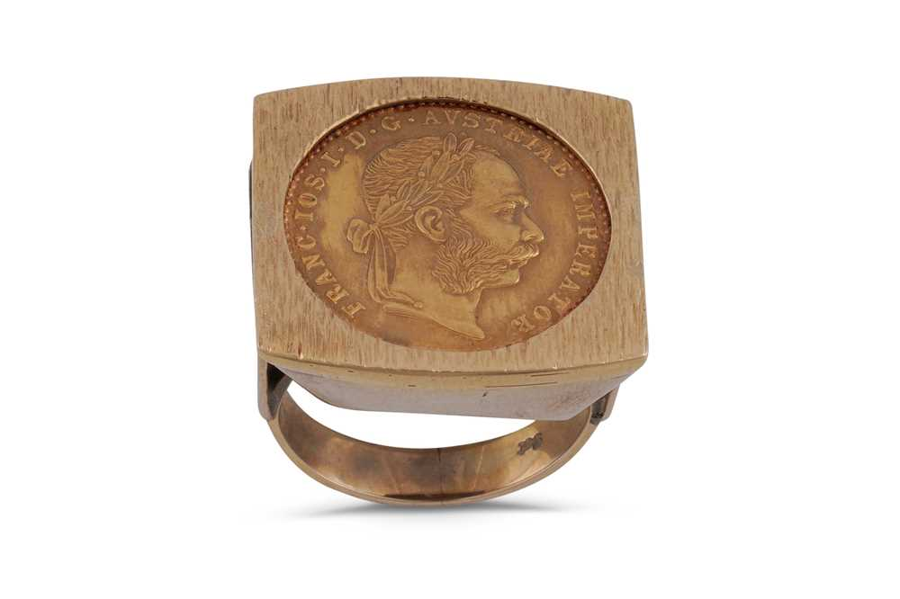 A COIN RING