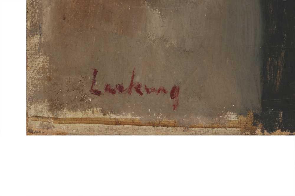 ATTRIBUTED TO PATRICK LAMBERT LARKING (BRITISH 1907-1981) - Image 2 of 3