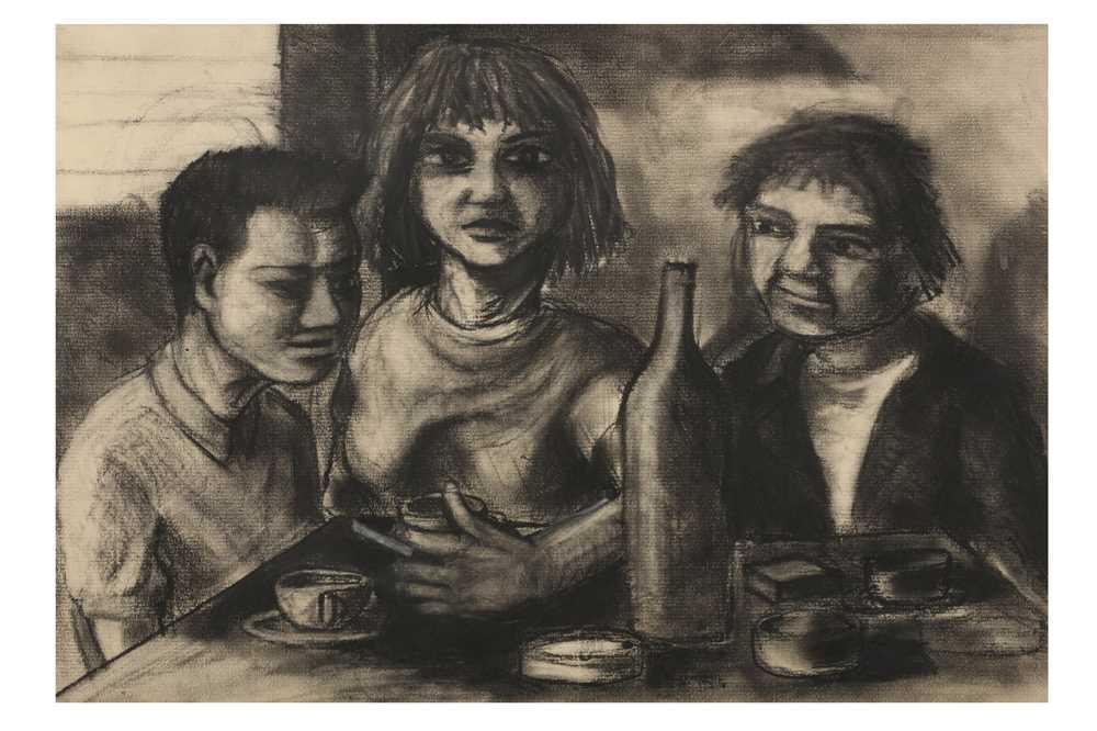 ALFRED FUCHS (GERMAN CZECH 1925-2003) - Image 4 of 6