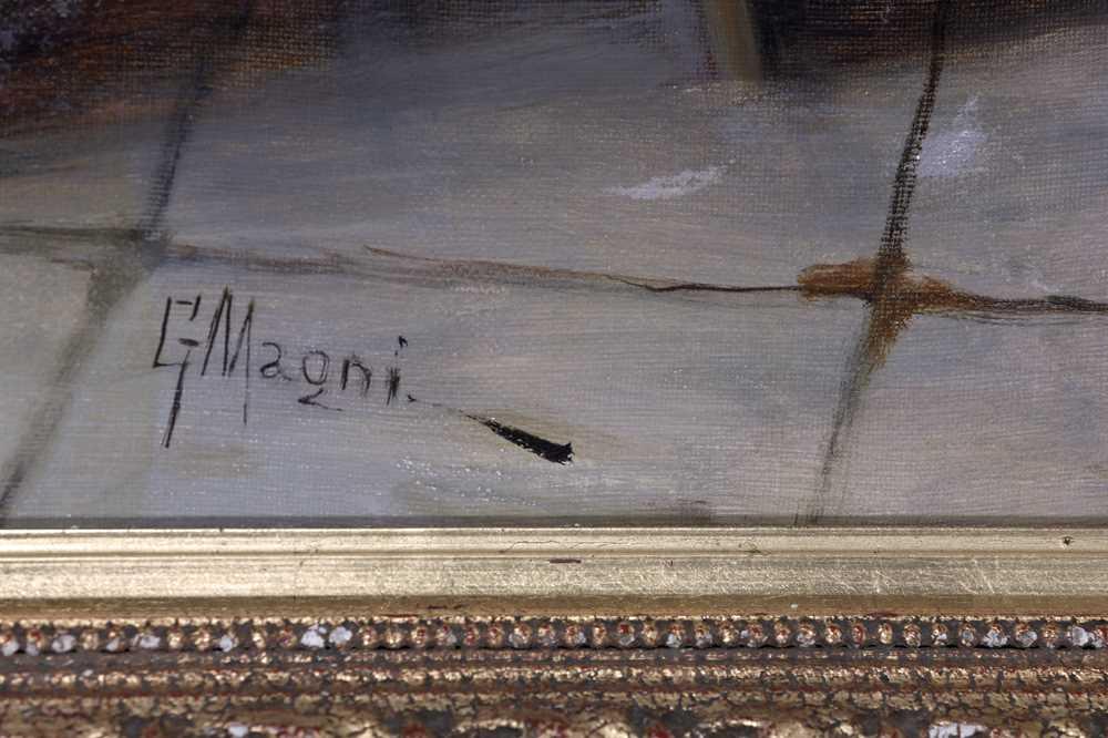 GIUSEPPE MAGNI (ITALIAN 1869-1956) - Image 2 of 3