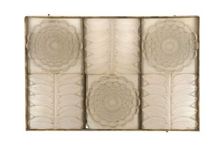 AMENDED DESCRIPTION: IN THE MANNER OF LALIQUE, (FRENCH, EARLY 20TH CENTURY)