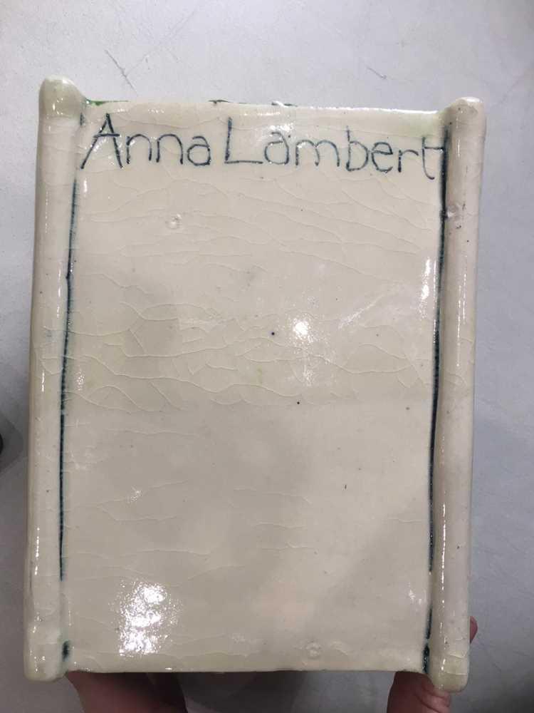 ANNA LAMBERT, (BRITISH, B. 1957) - Image 4 of 6