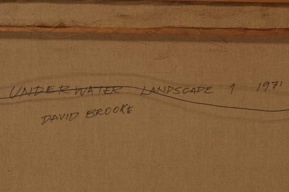 DAVID BROOKE (BRITISH MID 20TH CENTURY) - Image 4 of 4