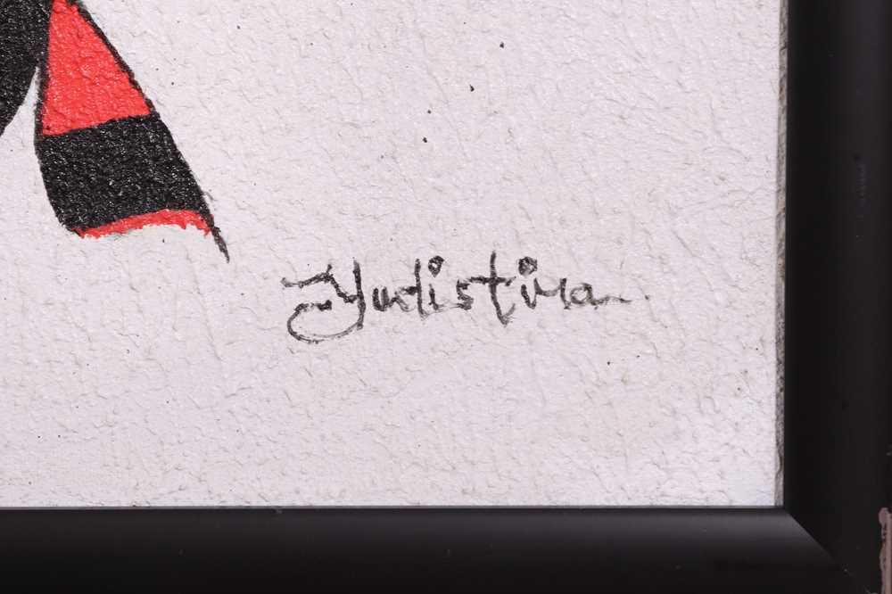 YURLISTIRA (21st CENTURY) AFTER JOAN MIRO - Image 2 of 3