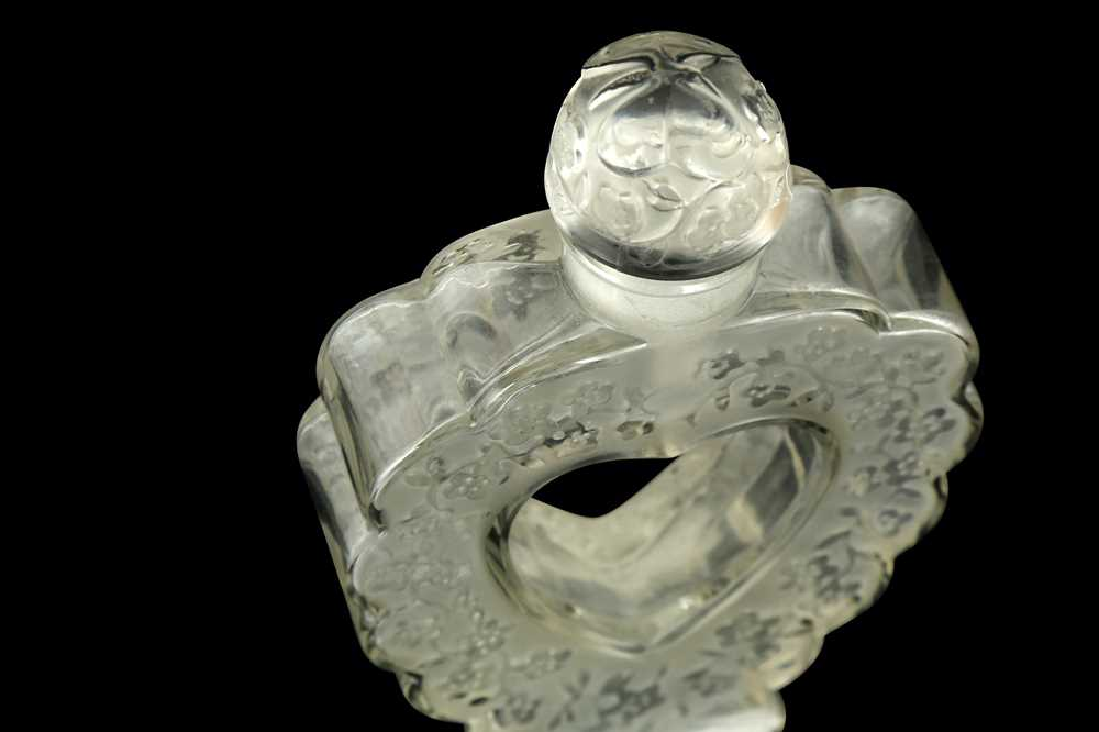 RENÉ LALIQUE (FRENCH, 1860-1945) - Image 4 of 7