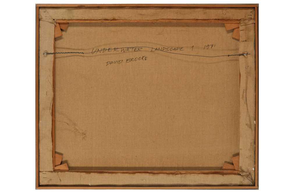 DAVID BROOKE (BRITISH MID 20TH CENTURY) - Image 3 of 4
