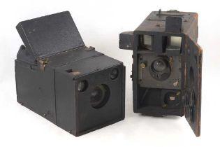Adams No2 Yale Detective Camera.