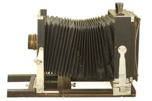 Kodak Model B Whole Plate View Camera.