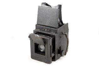 Thornton Pickard Special Ruby Reflex Plate Camera.