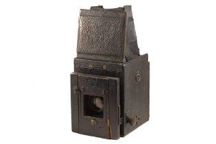 A Large Thornton Pickard Professional Reflex Camera.