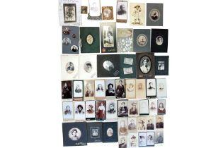 Cartes de Visites, c.1896-1908.