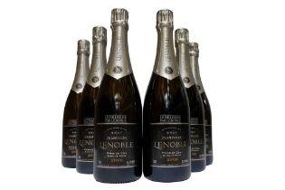 Le Noble Blanc de Noir 2006 12 bottles of Le Noble Blanc de Noir 2006