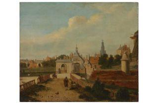 JAN VAN DER HEYDEN (GORINCHEM 1637-1712 AMSTERDAM) AND WORKSHOP