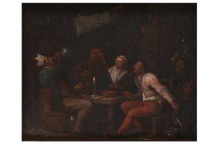 MANNER OF ADRIAEN BROUWER (OUDENAARDE C.1605-1638 ANTWERP)