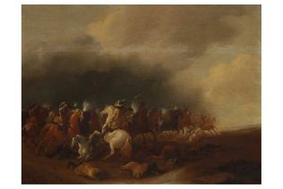 JAN JACOBSZ VAN DER STOFFE (LEIDEN 1611-1682)