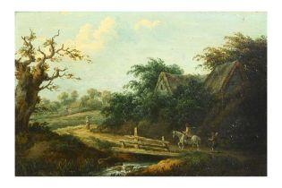 ATTRIBUTED TO EDWARD ORAM (FL. 1766-1799)