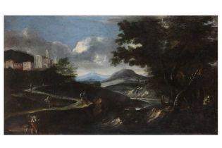 MANNER OF SALVATOR ROSA (NAPLES 1615-1673 ROME)