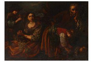 BERNHARD KEILHAU CALLED MONSÙ BERNARDO (HELSINGOR 1624-1687 ROME)