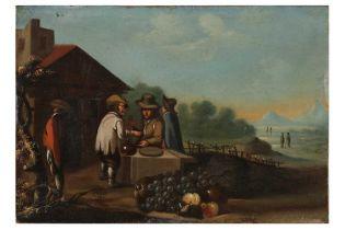 FLEMISH SCHOOL (18TH CENTURY)