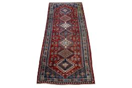 TWO RUGS INCLUDING A QASHQAI RUG