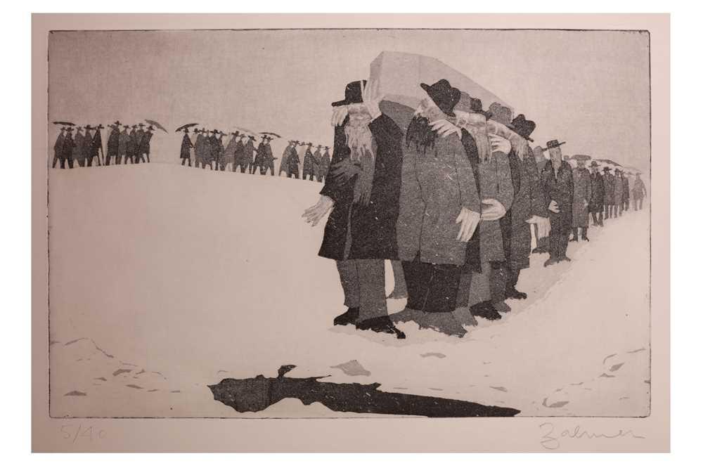 RAFFI KAISER (ISRAELI B.1931)