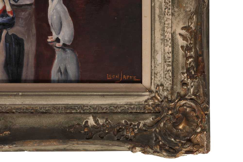 LEON JAFFE (BRITISH MID 20TH CENTURY) - Image 2 of 3