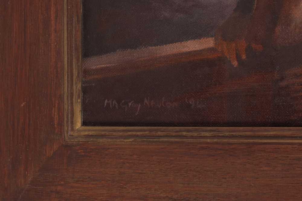 MICHE GRAY NEWTON (BRITISH LATE 20TH CENTURY) - Image 2 of 3
