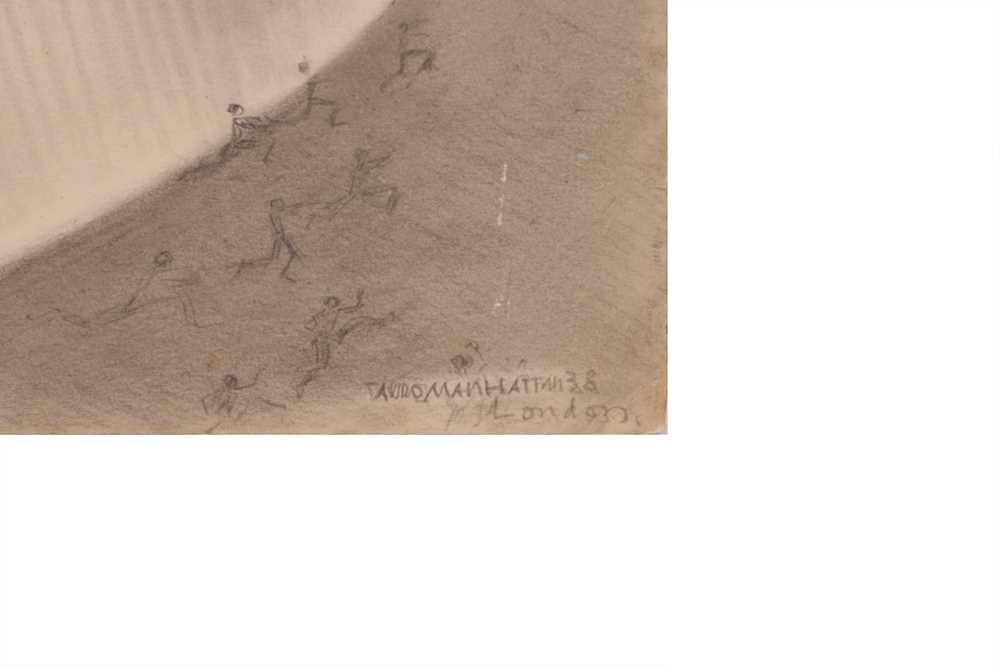 BARON AVRO MANHATTAN (ITALIAN 1914-1991) - Image 2 of 6
