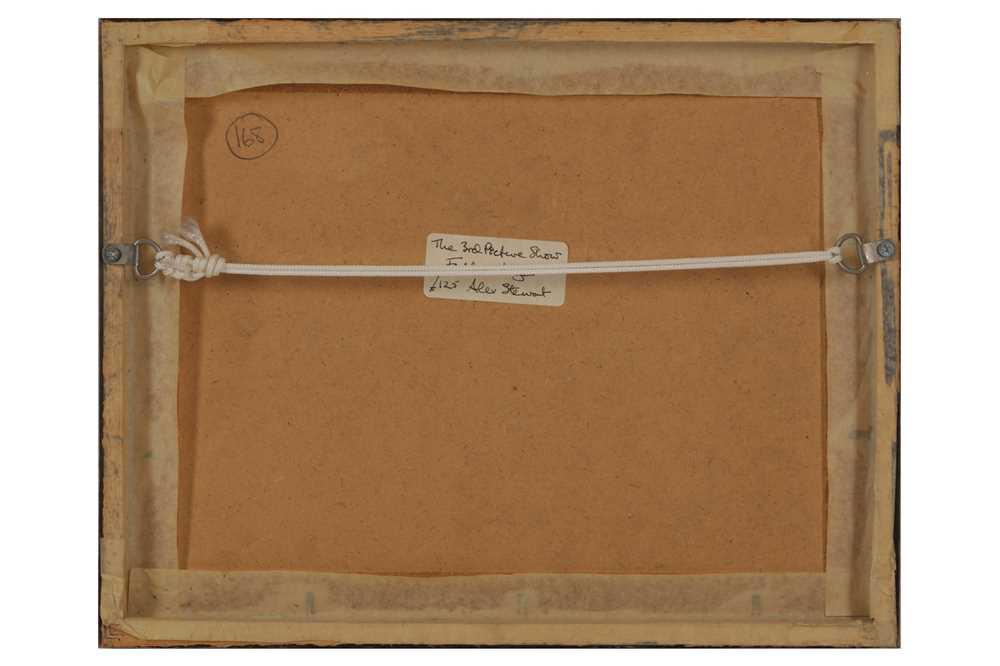 ALEX STEWART (BRITISH MID 20TH CENTURY) - Image 3 of 3