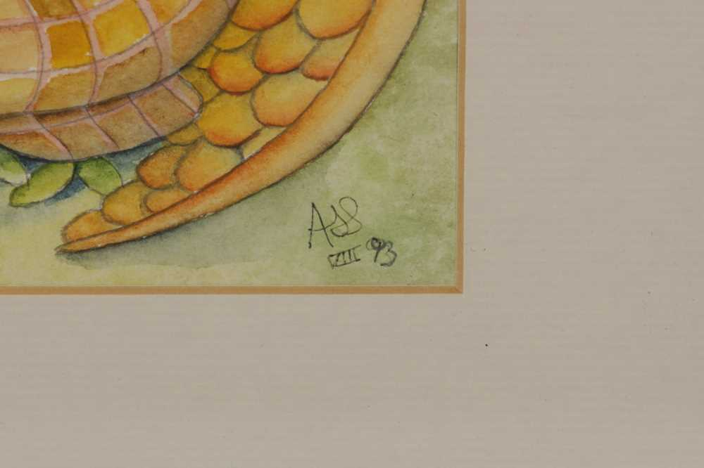 ALEX STEWART (BRITISH MID 20TH CENTURY) - Image 2 of 3