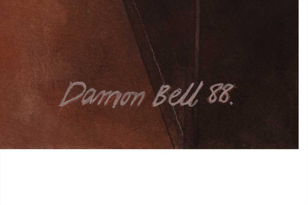 DAMON BELL (BRITISH B,1961) - Image 2 of 3