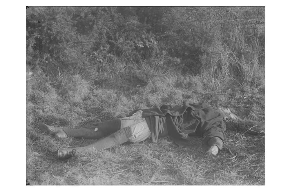 ***SENSITIVE CONTENT***Forensic Photographer Unknown c.1920s - Image 3 of 8