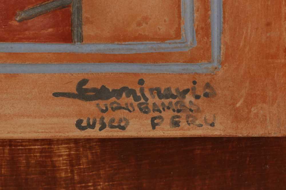 PABLO SEMINARIO (PERUVIAN B. 1948) - Image 2 of 3