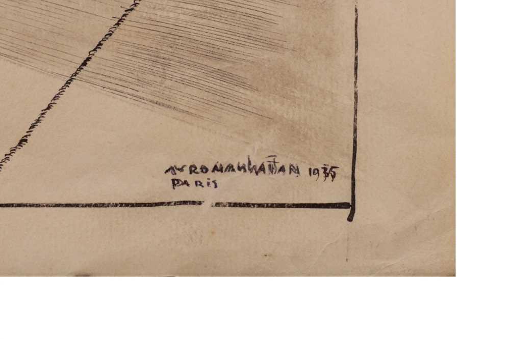 BARON AVRO MANHATTAN (ITALIAN 1914-1991) - Image 5 of 6