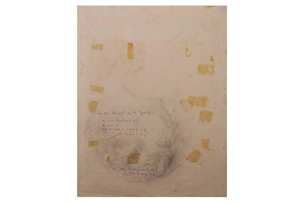 BARON AVRO MANHATTAN (ITALIAN 1914-1991) - Image 6 of 6