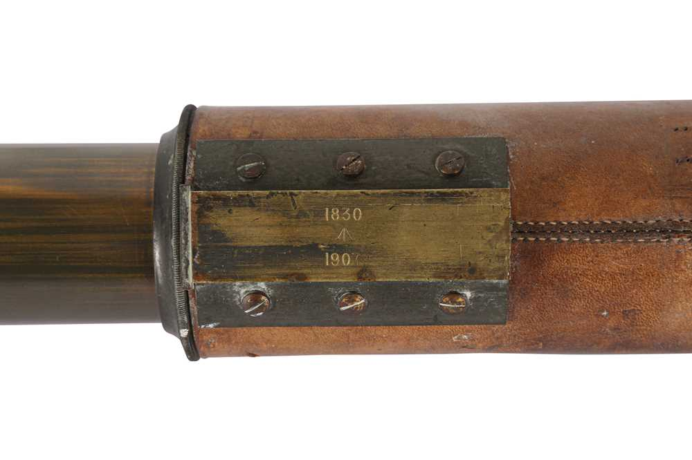 AN EARLY 20TH CENTURY MILITARY TELESCOPE BY ROSS OF LONDON, NO. 30941 - Image 3 of 3