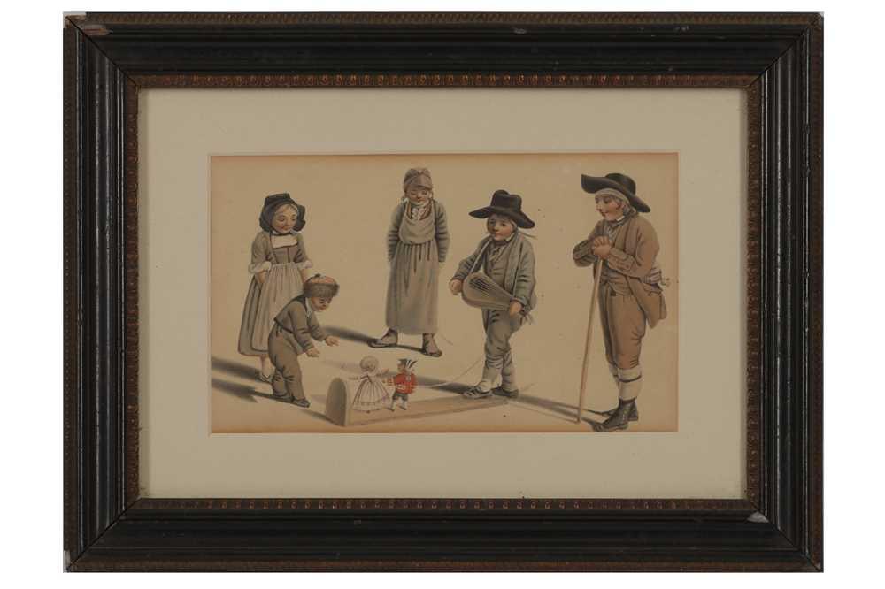 GOTTFRIED MIND (SWISS 1768-1814) - Image 7 of 8