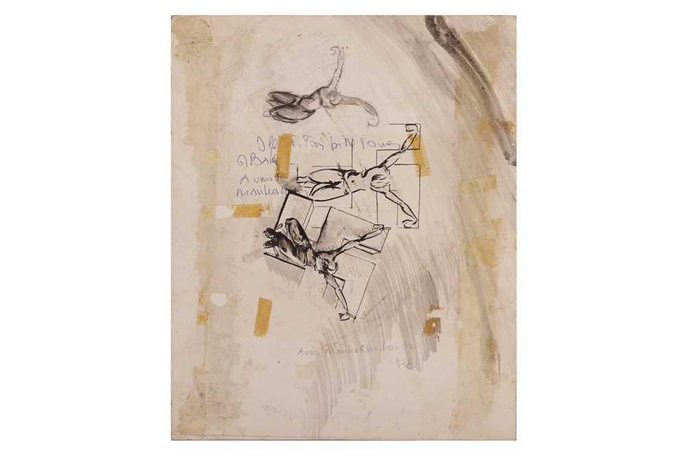 BARON AVRO MANHATTAN (ITALIAN 1914-1991) - Image 3 of 6