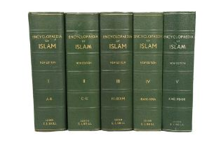 THE PRIVATE LIBRARY OF AN ISLAMIC SCHOLAR E. J. Brill, Leiden, The Netherlands, ca. 1971 - 1986