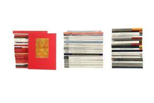A COLLECTION OF PAST AUCTION CATALOGUES London, England, New York, USA, and Mumbai, India, circa 199
