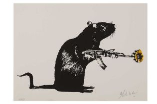 BLEK LE RAT (FRENCH B. 1951)