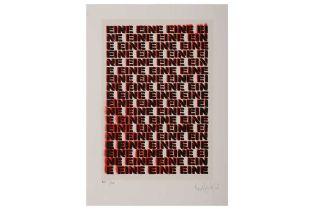 BEN EINE (BRITISH B. 1970)
