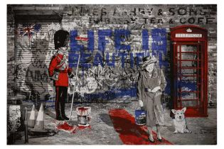 MR BRAINWASH (THIERRY GUETTA) (FRENCH B. 1966)