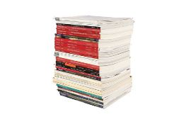 A COLLECTION OF ASIAN ART AUCTION CATALOGUES AND PERIODICALS.