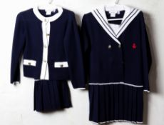 """(lot of 12) Nieman Marcus """"Helena"""" brand childs dresses and coat"""