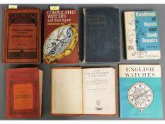 Book: Watch & Clock Makers Handbook - Britten; Com